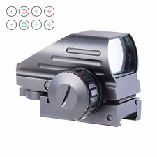 Us Shipping Tactical Holographic Red Green Reflex Scope sight Illuminated New