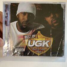 UGK - Best of - CD - 2003 - Explicit