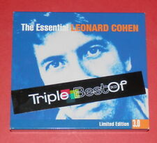 Leonard Cohen - The Essential - Limited Edition -(Digipak) - 3er-CD / Songwriter