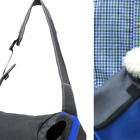 Comfortable Pet Dog Carrier Bag Backpacks Breathable Mesh Puppy Dogs Travel B