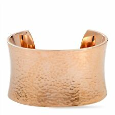 Calvin Klein Dawn Rose Gold PVD Stainless Steel Bangle Bracelet KJ68CB0201-XS