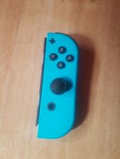 Official Nintendo Switch Neon Blue Right Joy Con Controller fast signed postage