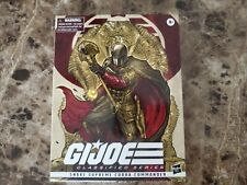 GI Joe Classified Cobra Commander Supreme Exclusive