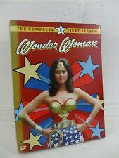 DVD Set - Wonder Woman: The Complete First Season with Lynda Carter