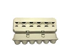 12CT Blank Egg Cartons - 100pcs