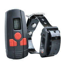 Rechargeable 350M Remote Small Dog Training Humane Static Shock Collar Trainer