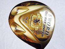 KATANA SWORD IZU MAX SNIPER 10deg R-FLEX DRIVER Golf Club 827