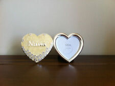 Heart Freestanding Photo Frames