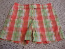Women's JONES NEW YORK SPORT petite plaid shorts, 10p  10