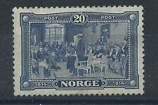 "Norvège N°90** (MNH) 1914 - Constitution ""Centenaire"""