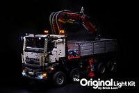 LED Lighting Kit for LEGO ® Mercedes-Benz Arocs 3245 set 42043
