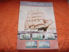 Briefmarken,Großsegler Mi-Nr.2464-2468 ESST Berlin 2005