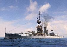 HMS IRON DUKE -  LIMITED EDITION ART (25)