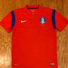 Mint Condition Nike Authentic 2014/15 Korea Football Association Jersey sz M