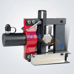 One Hydraulic Copper Busbar Bender 10MM Thickness Bending 16T Bend Plate CB-150D