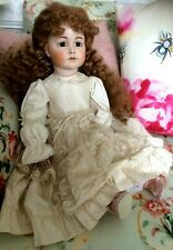 Superb Valerie Kay Artists Jointed Doll 60cm Simon & Halbig Repro Bisque Head
