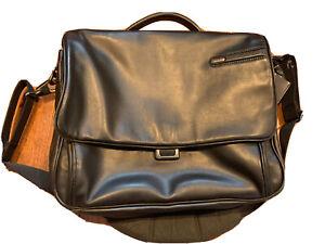 Tumi 15 inch Laptop Briefcase/Messenger Bag  - Black