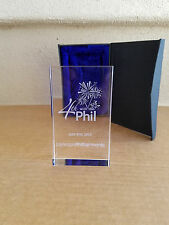 "Las Vegas Philharmonic ""4th with the Phil"" July 4th, 2013 - Crystal Trophy"