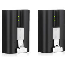 2x Ring Video Door Bell 2 Quick Release Rechargeable Battery Pack Power Backup