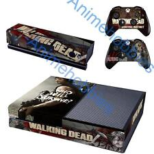 Walking Dead Daryl Dixon Skin Stickers for Xbox One Console Kinect 2 Controllers