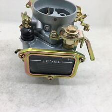 Carb fit DATSUN 520 521 620 720 J16 J13 J15 ENGINE CARBURETOR NIKKI #16010-03W02
