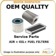 AIR OIL FUEL FILTERS FOR DAEWOO OEM QUALITY 2366 4013 8116