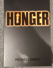 HUNGER by Michael Grant Brand New Book (Paperback, 2010)