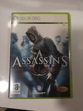 Xbox 360 Assasins Creed