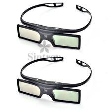 [sintron] 2x 3d gafas activas para DLP-link optoma 3d glasses dh1009 eh300 eh415e