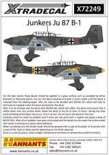Aeronaves de automodelismo y aeromodelismo Junkers de escala 1:72