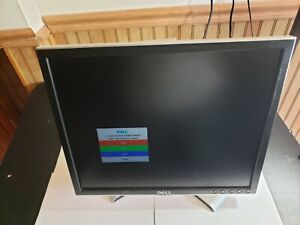 "Dell UltraSharp 1908FPc Dell 19"" LCD TFT Flat Screen Monitor USB VGA DVI Ports"