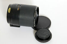 TOYO Optics 1:8.0 f=500mm Mirror Lens w Pentax M42 Mt & Canon FD adapter