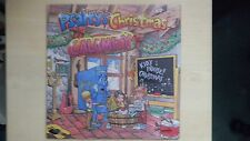 Maranatha Records PSALTY'S CHRISTMAS CLAMITY Kid's Praise! Christmas LP 1982