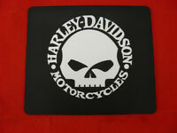 1 x Personalised Neoprene Mouse Pad Harley Davidson Your Design