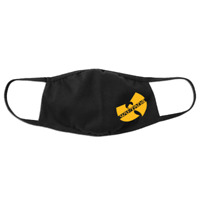 Wu Tang Clan W (Wu-Tang) Cotton (OSFM) Protective Face Mask