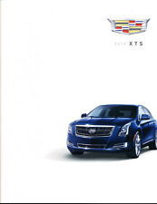 2015 Cadillac XTS 44-page Original Car Dealer Sales Brochure Book