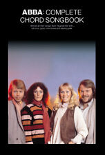 Abba Complete Chord Songbook Learn to Play Pop Guitar Lyrics Music Book