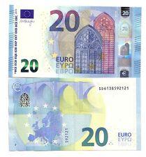Italie  nouveau    20€  Draghi  sigle S  S008F3  pas circulé