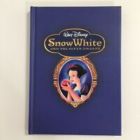 Disney Snow White and the Seven Dwarfs Making of a Masterpiece Book 2009