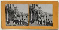 Venezia Riva Del Schiavoni Italia Foto P39L9n13 Stereo Vintage