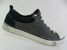 UGG AUSTRALIA Evera Grey Sz 8 Women Canvas Sneakers