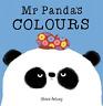 Steve Antony-Mr Panda`S Colours Board Book BOOKH NUOVO