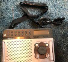 Spirit Ghost Box Radio Shack Extreme Range AM FM WX Weather Model 12-150