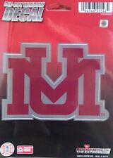 "Montana Grizzlies 5"" Vinyl Die Cut Decal Sticker Emblem University of"