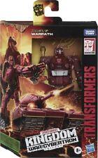 Transformers War for Cybertron Kingdom: WARPATH Figure In Stock!