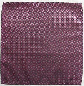 Hankie Pocket Square Handkerchief MENS Hanky VIOLET PURPLE PINK