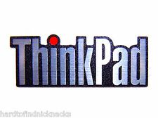 Original IBM Lenovo Thinkpad Sticker / Badge 11 x 30mm [127]