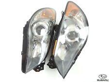 2006-2007 Subaru WRX STi Genuine HID Headlights Lamps WRX Hawkeye Head Light OEM