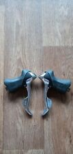 Vintage Shimano Dura Ace ST-7700 Shifters 2x9.