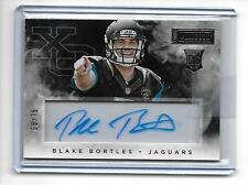 2014 Playbook Blake Bortles RC Glass Auto/75